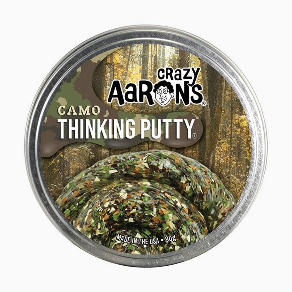 Trendsetters Camo Thinking Putty
