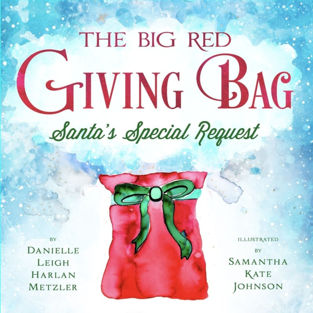 The Big Red Giving Bag Set