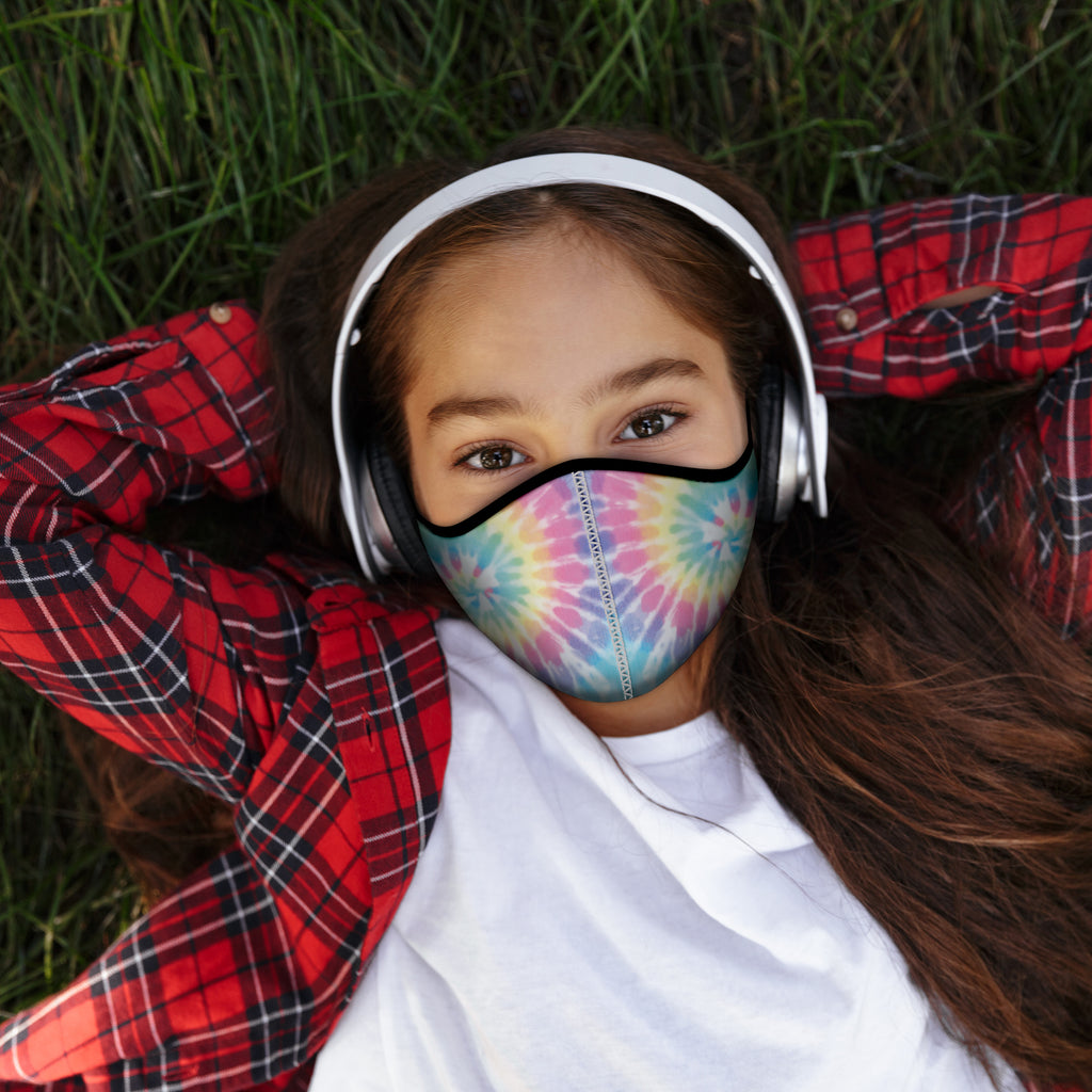reusable face masks for kids and adults