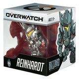 Overwatch Reinhardt Cute But Deadly Figure