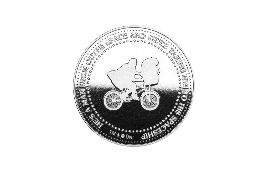 E.T Collectible Coin