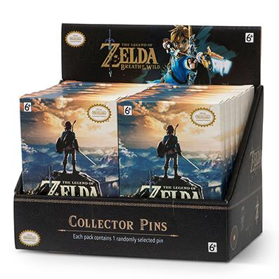 The Legend of Zelda Breath of the Wild Series 3 Collector Pin
