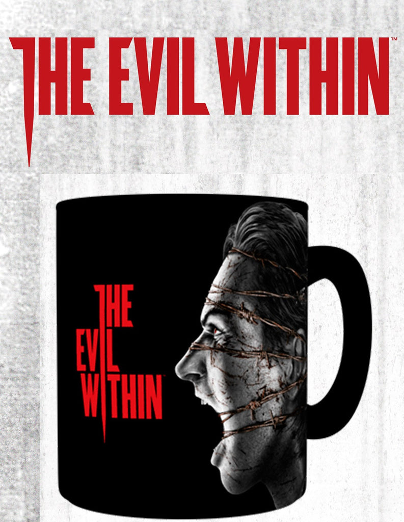 The Evil Within Mug Wired