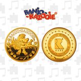 Banjo Kazooie Limited Edition Coin - Gold Edition