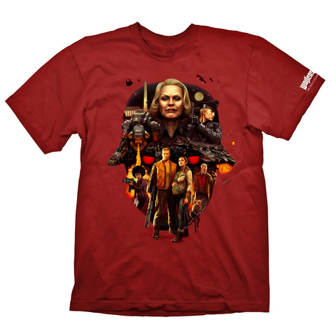 Wolfenstein 2 Patch T-Shirt