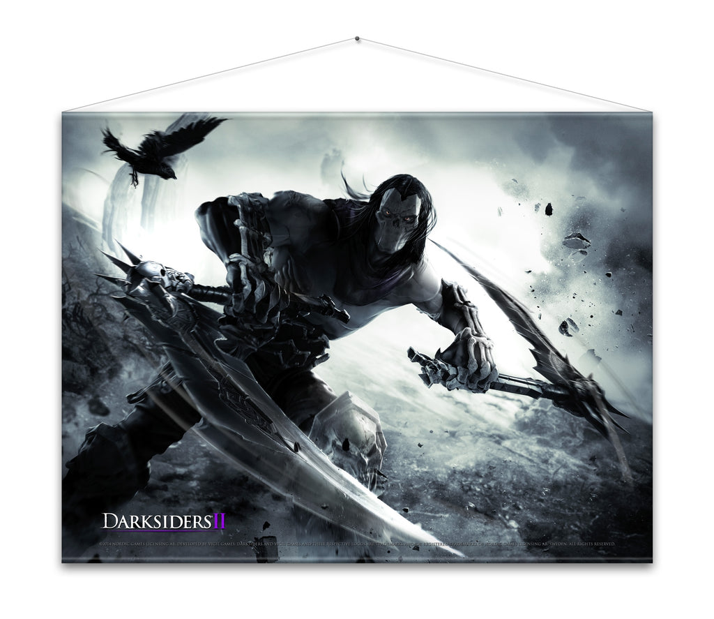 Darksiders 2 Wallscroll - Death