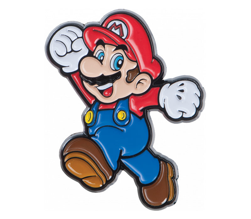 Super Mario Mystery Collector Pins (Series 1)