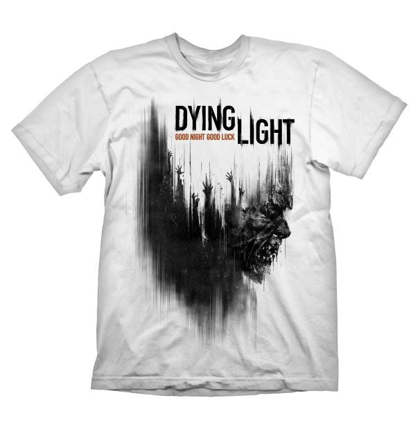 Dying Light - Cover Zombie T-Shirt