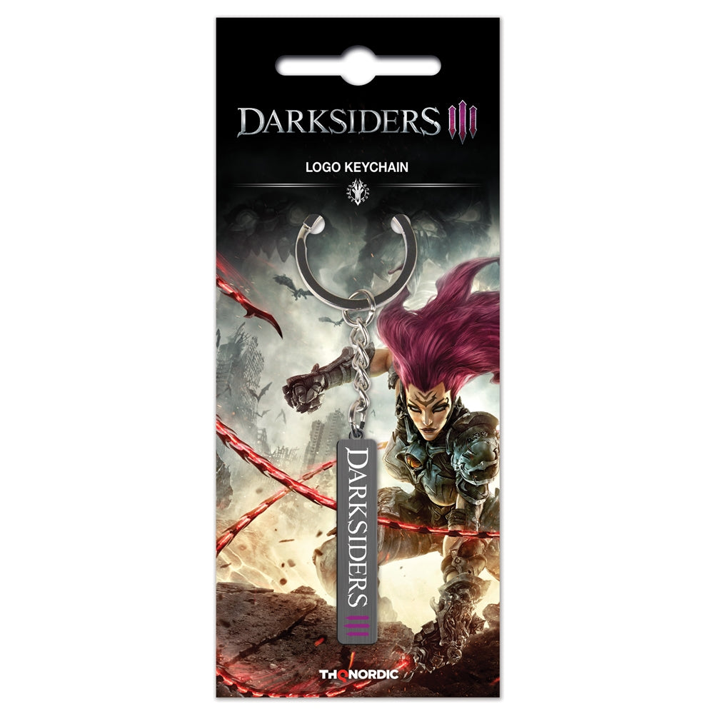 Darksiders 3 Logo Key Ring PREORDER