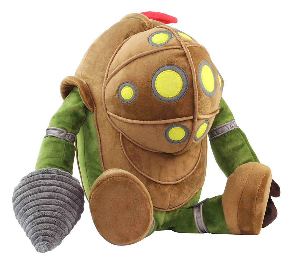 Bioshock Big Daddy Supersize Plush