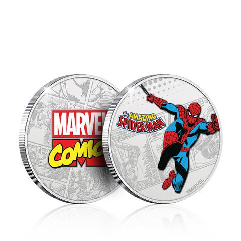 Spiderman MCM Comic Con Exclusive Coin