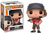 Team Fortress 2 Scout Pop! Vinyl Figure PREORDER