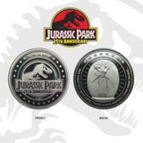 Jurassic Park Amber Collectible Coin