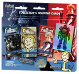 Fallout Trading Cards Series 1 3-Pack Blister w/Bonus Card