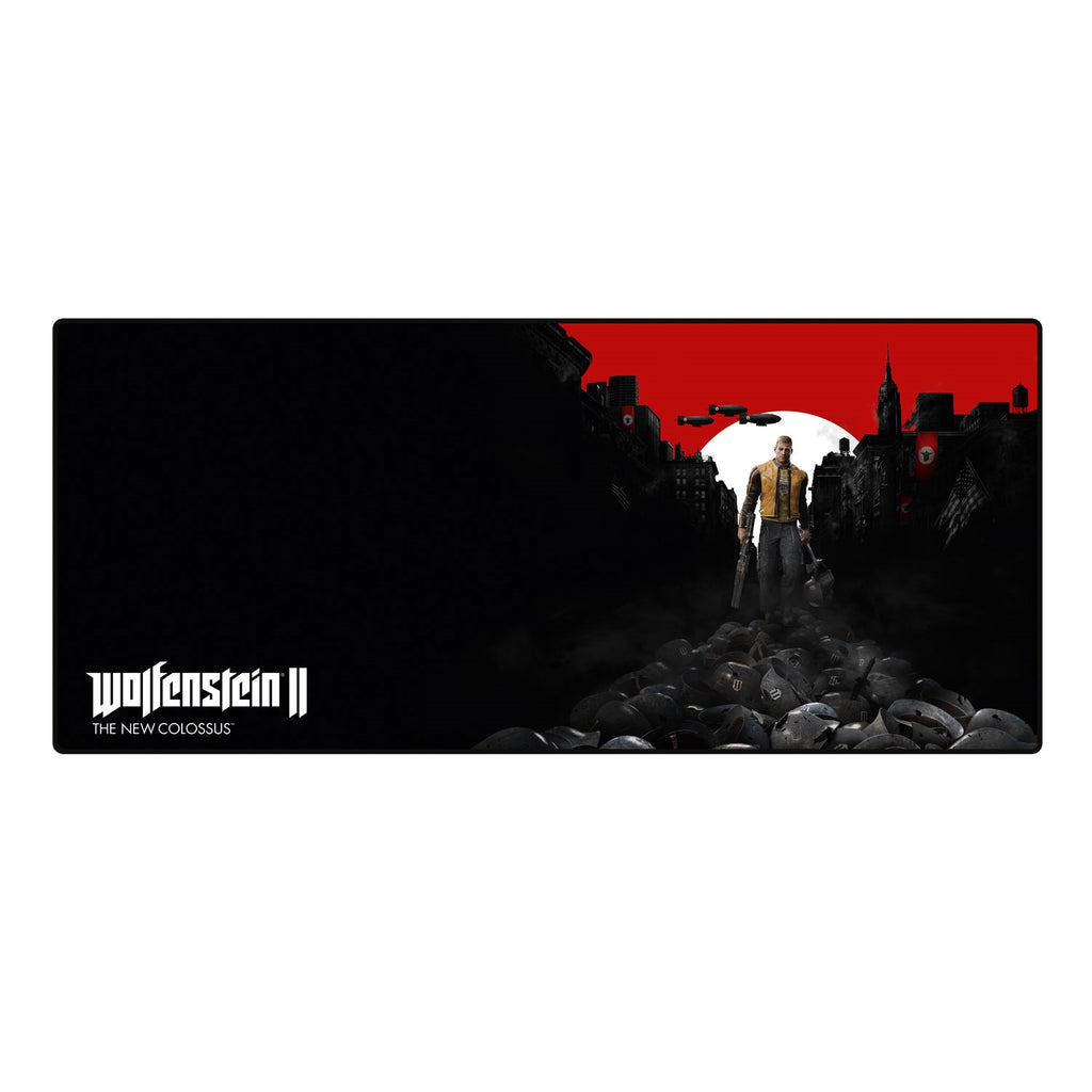Wolfenstein Trail of the Dead Oversize Mousepad PREORDER