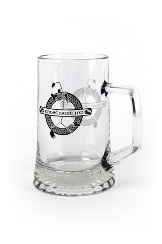 God of War Serpent Pint Glass