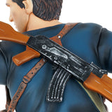 Uncharted 4 Nathan Drake Statue