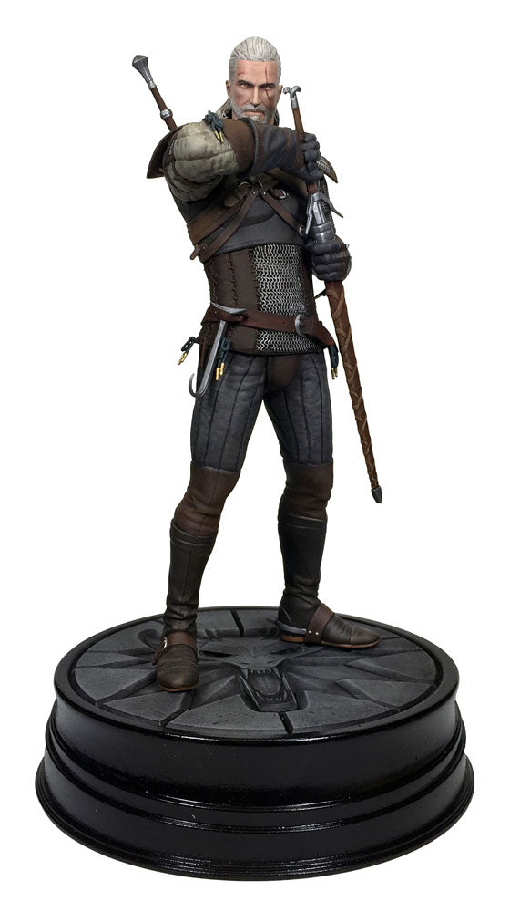 The Witcher 3 - Geralt of Rivia Statue