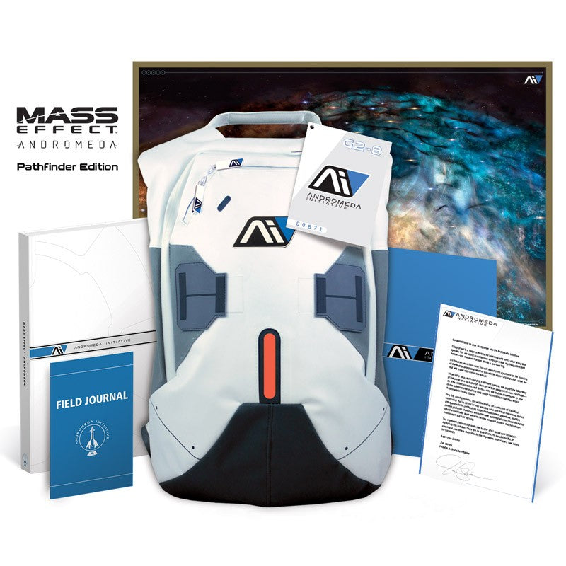 Mass Effect Andromeda - Pathfinder Edition Game Guide