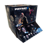 Payday 2 Mystery Mask Backpack Hanger
