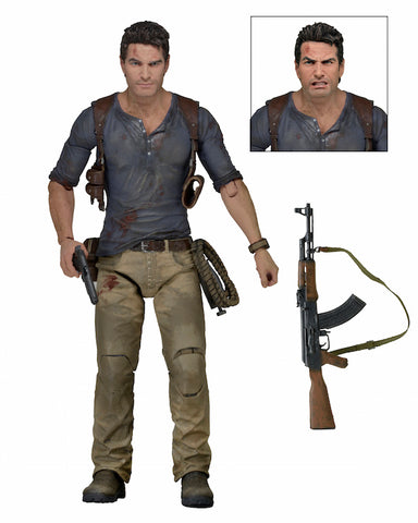"Call of Duty Simon ""Ghost"" Riley 7"" Figure"