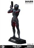 Mass Effect Andromeda Sara Ryder Colour Tops Figure PREORDER