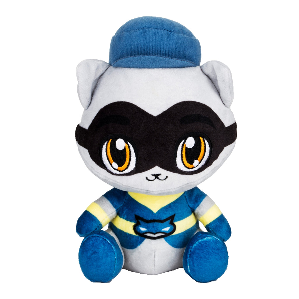 Sly Cooper and the Thievius Raccoonus Sly Stubbins Plush