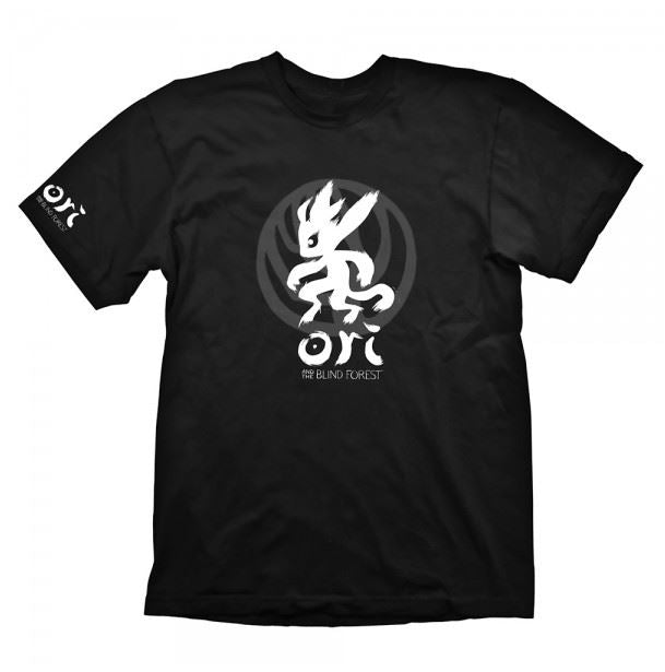 Ori and the Blind Forest - Grey Ori & Icon T-Shirt
