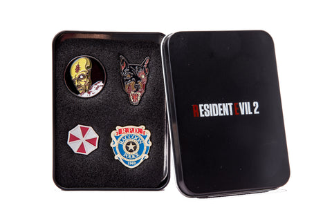 Shaun of the Dead Collectible Pin Set