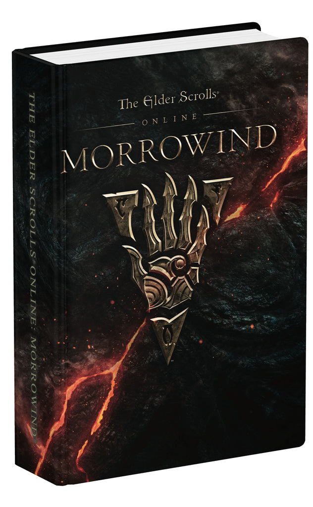 The Elder Scrolls Online: Morrowind Collector's Edition Guide PREORDER