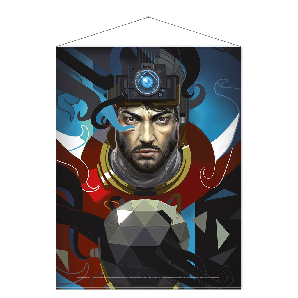 Prey Morgan Yu Wall Scroll