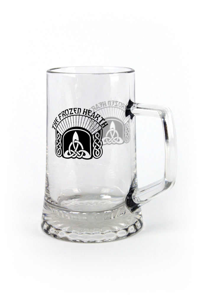 Skyrim The Frozen Hearth Tankard Glass