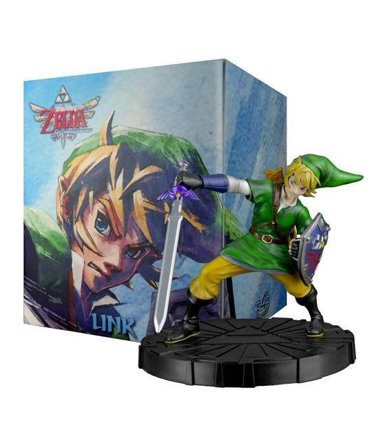 The Legend of Zelda: Skyward Sword - Link Statue