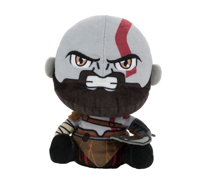 God Of War Kratos Stubbins Plush