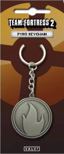 Team Fortress 2 Pyro Key Ring