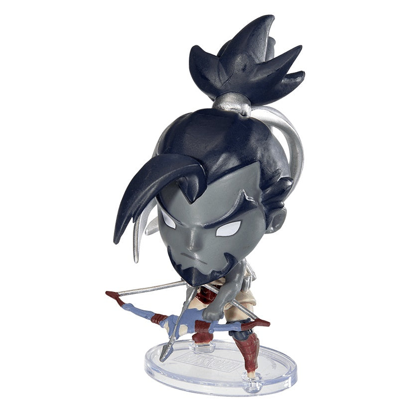 Overwatch Halloween Demon Hanzo Cute But Deadly Figure