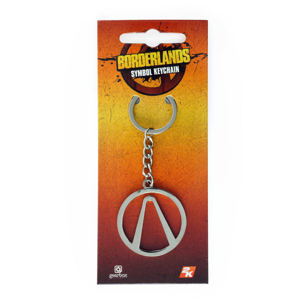 Borderlands - Symbol Key Ring