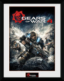 Gears of War 4 - Box Art Framed Print