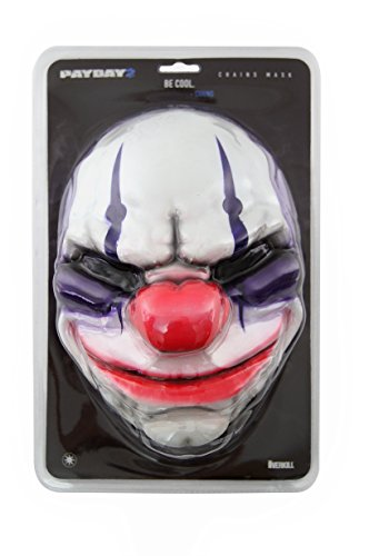 Payday 2 Face Mask Chains PREORDER