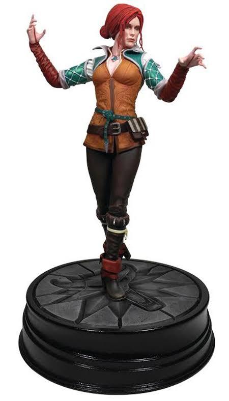 The Witcher 3 - Triss Merigold Statue