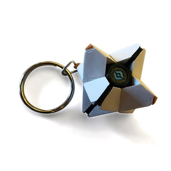 Destiny 2 3D Ghost Key Ring