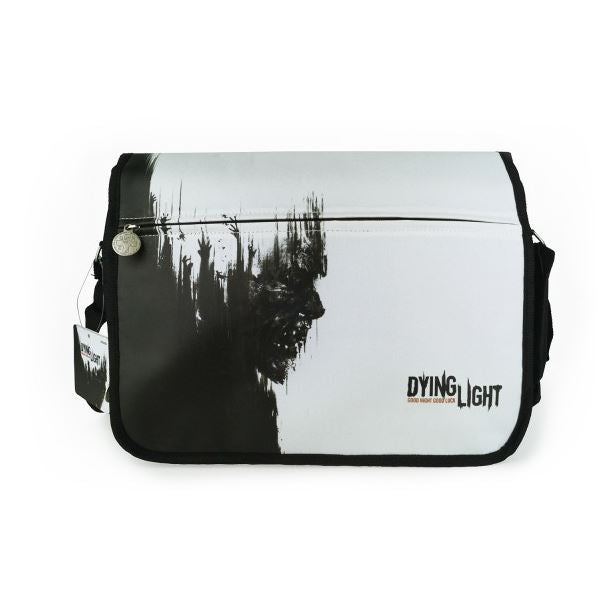 Dying Light Zombie Cover Messenger Bag