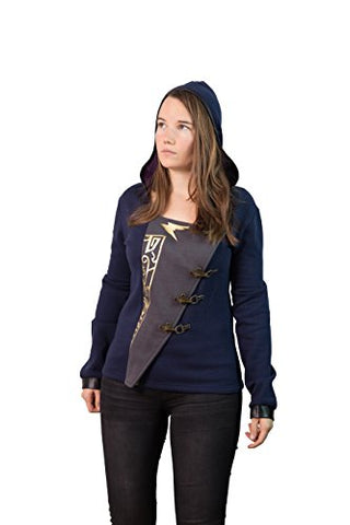 Metal Gear Solid V Diamond Dogs Black Zip Up Hoodie