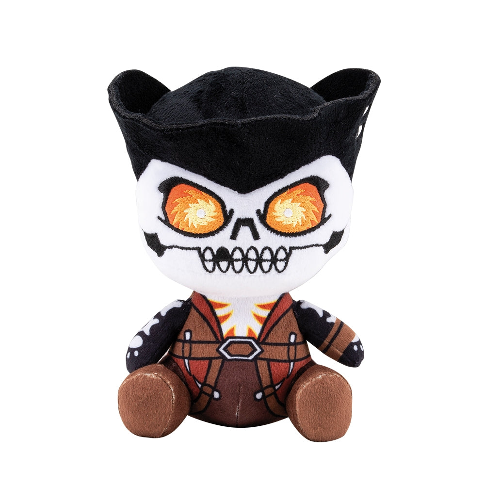 Sea Of Thieves Captain Flameheart Stubbins Plush PREORDER