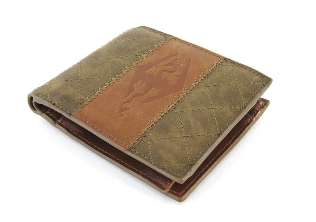 The Elder Scrolls V Skyrim Faux Leather Armour Wallet