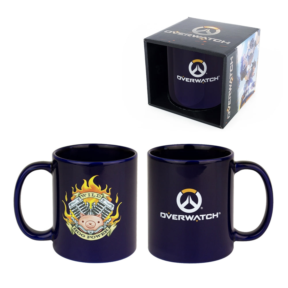 Overwatch Roadhog Mug