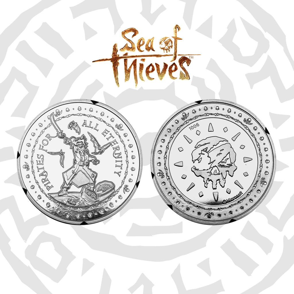 Sea of Thieves Pirate for all Eternity Collectible Coin