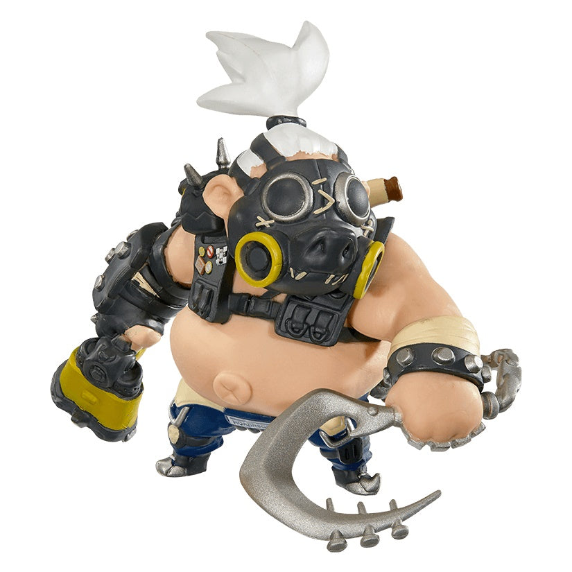 Overwatch Roadhog Cute But Deadly Figure