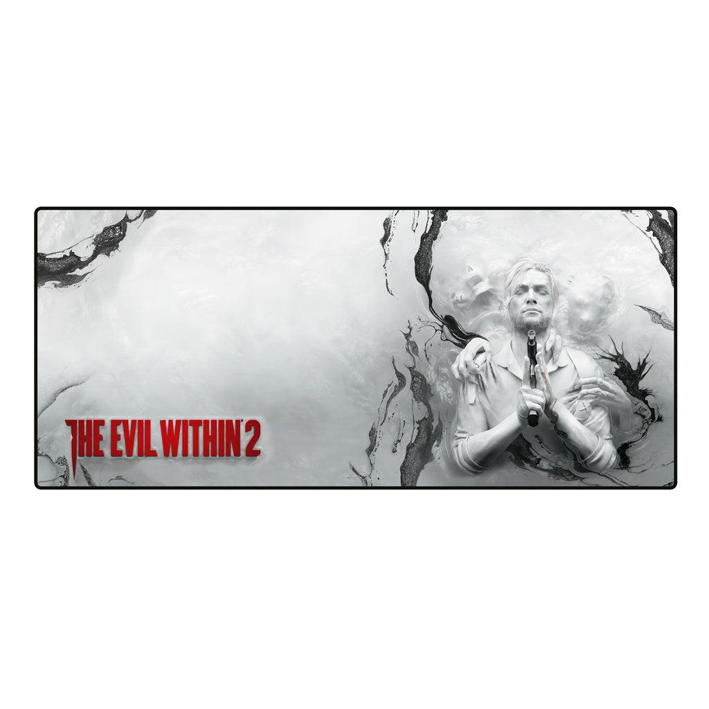 The Evil Within 2 Enter The Realm Oversize Mousepad