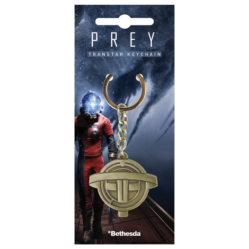 Prey Transtar Key Ring